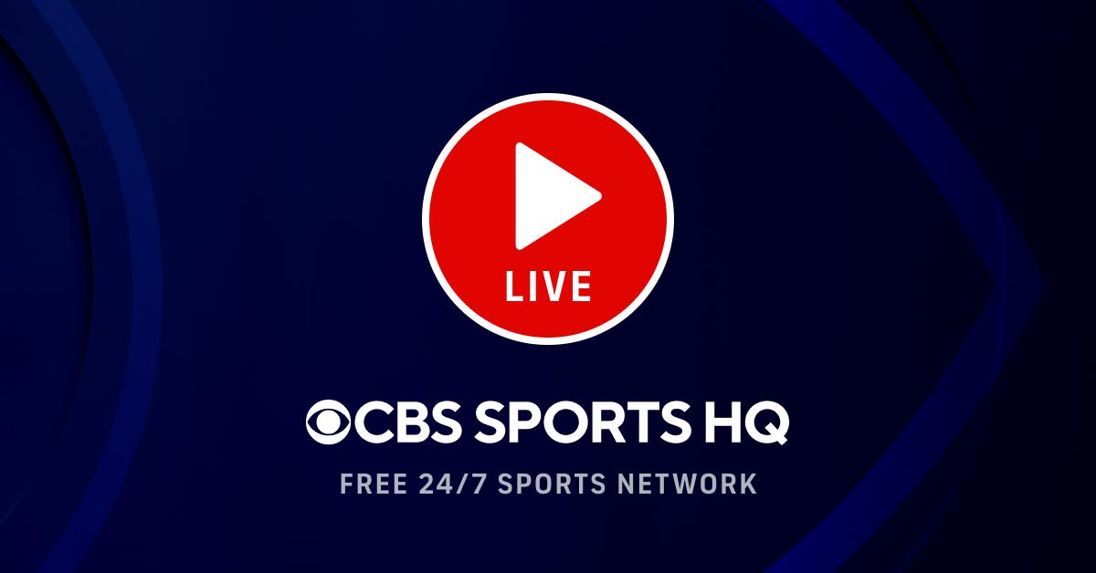 Watch CBS Sports HQ Online - Free Live Stream & News